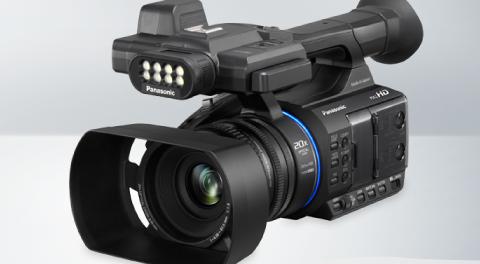 Panasonic, mette in palio la camcorder palmare AG-AC30
