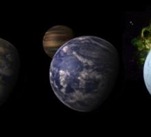 Esistono pianeti sconosciuti nascosti nella polvere