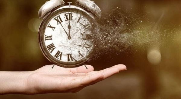 Non si perde mai tempo nella vita