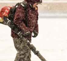 Protezione civile, rischio neve sull'intera Lombardia