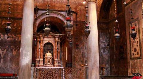 Gli intrecci del caso ci portano nella Basilica di San Marco, a Roma