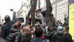 Folla per il Real Madrid a Napoli e una pizza dedicata a Cristiano Ronaldo
