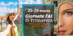 Festeggiamo la Primavera e le bellezze di Italia con le giornate del Fai!