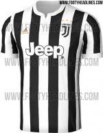 Ecco le maglie della Juventus per il 2017/18.