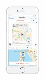 Messenger: condivisione della posizione e privacy