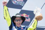 Valentino Rossi è in testa al Mondiale Moto Gp