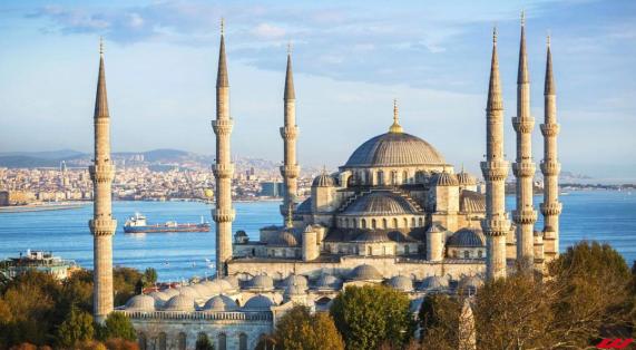 La grande porta d'Oriente: Istanbul