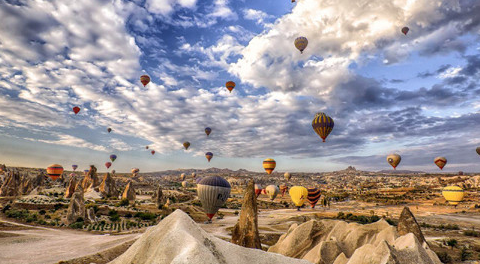 Cappadocia, Terra dei bei cavalli