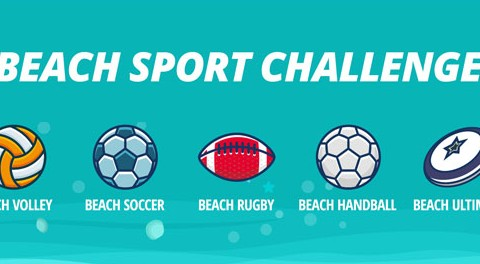 Sport estivi: fitness e relax sulla spiaggia