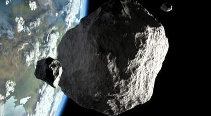 In arrivo l'asteroide più grande che si sia mai avvicinato alla terra