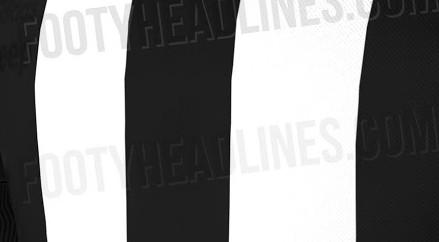 Ecco perché la Juventus non avrà più le strisce bianche e nere verticali