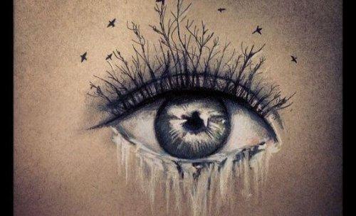 Finché si piange, c'è speranza