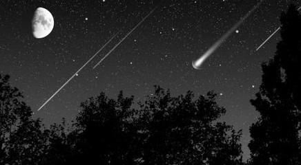 Luna, Marte, Giove e Venere: spettacolo in cielo con il poker d'astri sotto le stelle cadenti