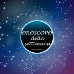Oroscopo della Settimana dal 23 Aprile al 29 Aprile 2018