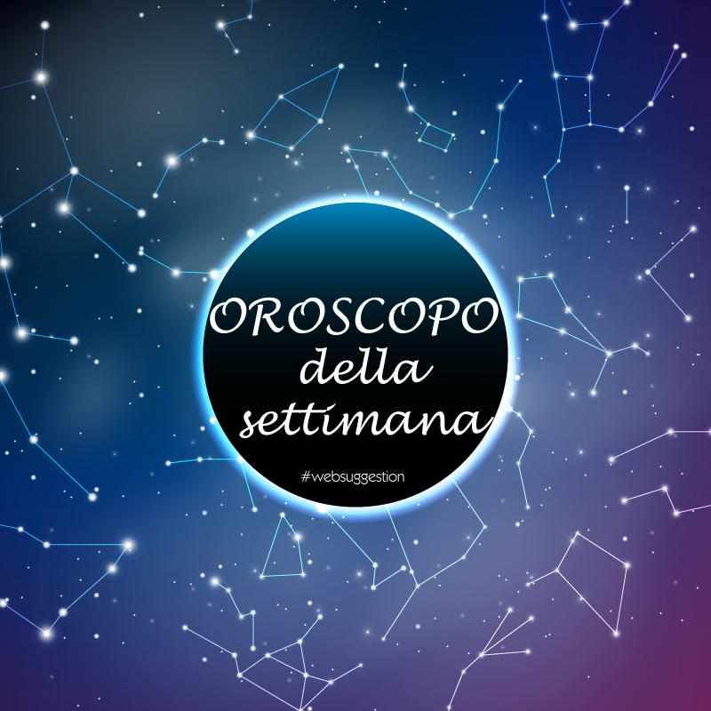 Oroscopo Settimanale dal 18 al 24 Gennaio 2021