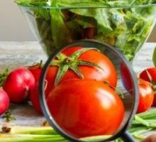 Quanti pesticidi ci sono nel cibo che mangiamo?