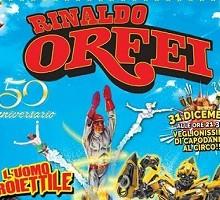 Straordinario ritorno del Circo Rinaldo Orfei a Cagliari