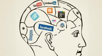 Solo un italiano su tre suiriconosce la pubblicità sui social