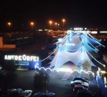 Comunicato Stampa: In giro per il Salento continua l'entusiasmante tour del Circo Amedeo