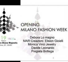 Comunicato Stampa: Milano Fashion Week 2018