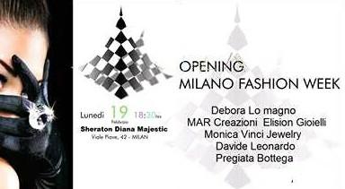 Comunicato Stampa: Milano Fashion Week 2018