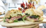 A Palermo una serata dedicata ai panini gourmet
