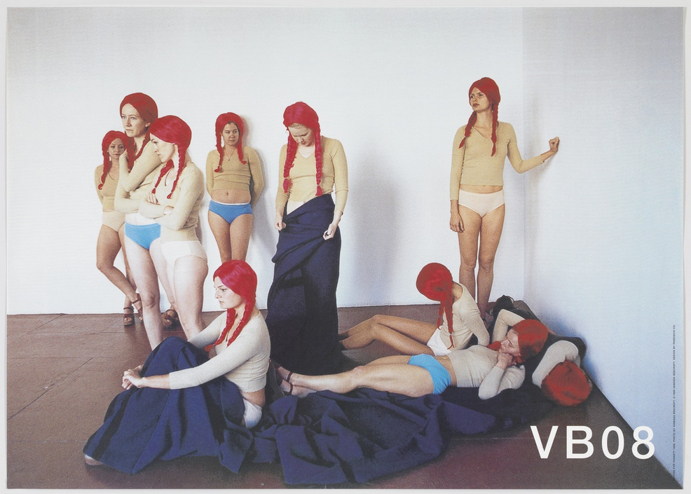 Le Donne-Icona di Vanessa Beecroft - Websuggestion | Masterblog