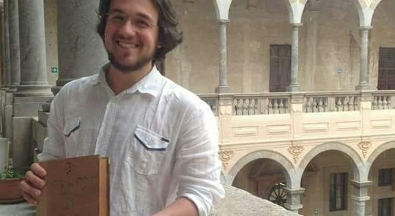 Alessio Arena testimonial per il C.P. per il Club per l'UNESCO di Matera