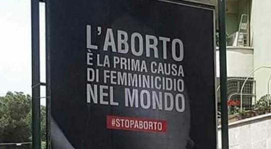 #Stopaborto, nuova campagna tappezzerà l'Italia: provate a censurarla
