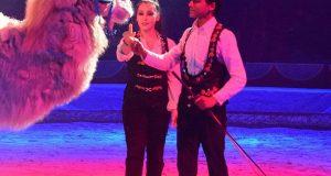 Il Circo Lidia Togni con il suo show Top Class ad Avola