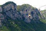 Volo dell'Angelo tra i Monti Dauni: la Fly Line più lunga del Sud Italia