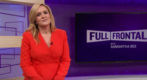 Samantha Bee Sorry For Thinking First Amendment Somehow Applies To Her. Her Mistake, Obviously!