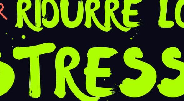 13 metodi antistress infallibili