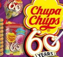 I Chupa Chups compiono 60 anni