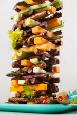 Ultimo trend food di Instagram il Food Jenga