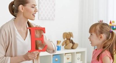 Errori linguistici più frequenti nei bambini tra 3 e 6 anni