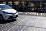 Tokyo installa le strade solari che producono energia per le Olimpiadi 2020