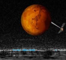Marte, c'è un lago sotterraneo con acqua liquida: la scoperta tutta italiana (VIDEO)