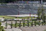 Tiberis, ecco la nuova spiaggia di Roma sul Tevere, ma slitta l'inaugurazione