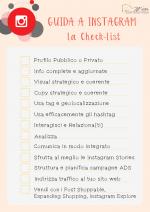 Come costruire il profilo Instagram [La Guida + la Check-List]