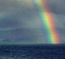 Ritrovare l'arcobaleno.....