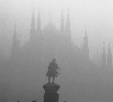 Milano, come crescono le temperature medie