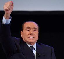 Silvio Berlusconi pronto a candidarsi alle elezioni europee