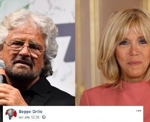 «Il vibratore ha le pile scariche»: la battuta infelice di Beppe Grillo