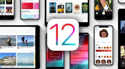 iOS 12 meglio di iOS 11: lo dimostra il numero di installazioni
