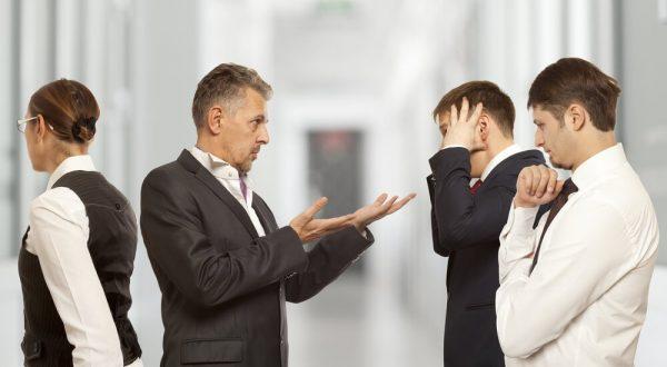 Scopri i 4 conflitti più comuni sul lavoro