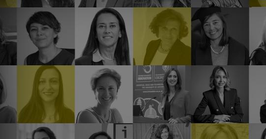 Inspiring Fifty è arrivato anche nel nostro Paese per individuare le 50 eccellenze al femminile
