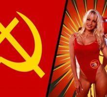 Pamela Anderson si candida con la sinistra contro Salvini
