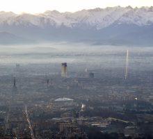 Torino: fino a giovedì 20 dicembre sarà in vigore il blocco delle auto