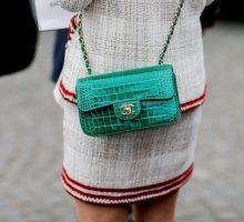 Chanel ha annunciato che smetterà di utilizzare pelli di animali esotici